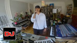 LB aka LABAT Live Set From His Studio In France